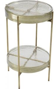Вспомогательный столик Ice 30X30X50 CM