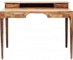 Стол письменный из палисандра Brooklyn Nature 110X85X70 CM