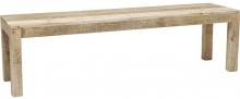 Скамья из массива манго Puro 160X40X45 CM