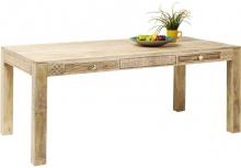 Стол из массива манго Puro Plain 140X70X76 CM