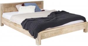 Кровать из манго Puro 169X218X76 CM