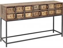 Консольный столик в эко стиле Bastidon 120X33X75 CM