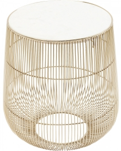Столик интерьерный Marble 32X32X35 CM