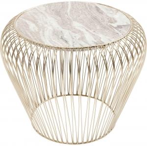 Столик приставной Marble 43X43X35 CM