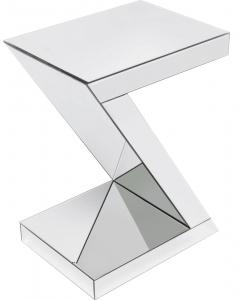 Вспомогательный зеркальный столик Luxury Z 45X33X60 CM