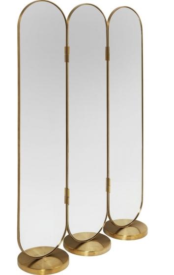 Ширма зеркальная Swing 106X31X166 CM 6