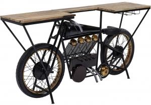 Барный стол Motorbike 180X43X90 CM