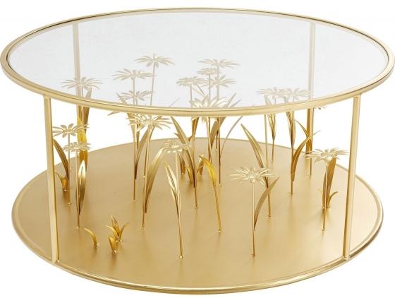 Журнальный столик Flower Meadow 80X80X36 CM 1