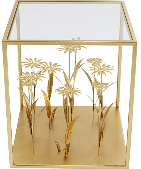Столик приставной Flower Meadow 40X40X48 CM 2