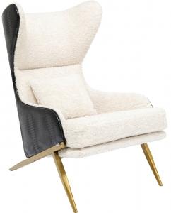 Кресло каминное Million Dollar Club 71X99X110 CM