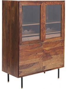 Шкаф-витрина Ravello 100X45X140 CM