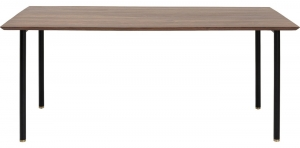 Обеденный стол из массива палисандра Ravello 180X90X76 CM