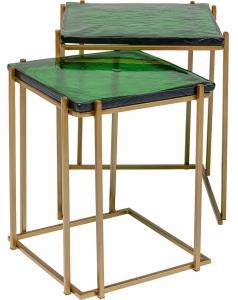 Комплект столиков Lagoon 43X43X52 / 40X40X49 CM