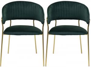 Комплект из двух стульев Bella 57X54X78 / 57X54X78 CM
