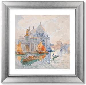 Постер The Drowned City 61X61 CM