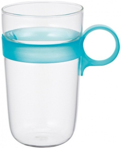 Кружка Drop 380 ml голубая