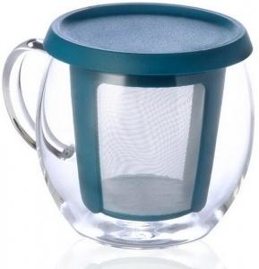 Кружка - чайник Mio 350 ml голубая