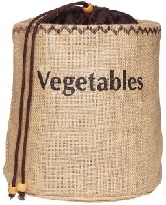 Мешок для хранения овощей Natural Elements 21X21X20 CM