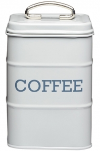 Емкость для хранения кофе Living Nostalgia 11X11X17 CM