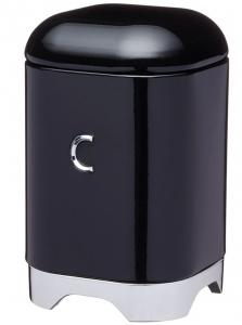 Ёмкость для хранения кофе Lovello 12X12X19 CM Black