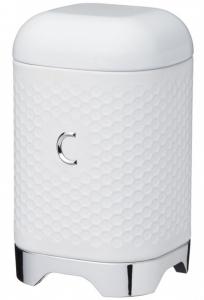 Ёмкость для хранения кофе Lovello Retro 12X12X19 CM Ice White