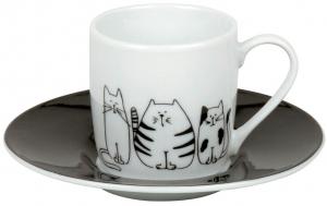 Кофейная пара Funny Cats 85 ml