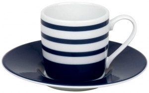 Кофейная пара Marinière bleu 85 ml