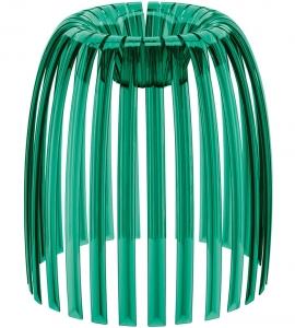 Плафон JOSEPHINE 31X35X31 CM зелёный