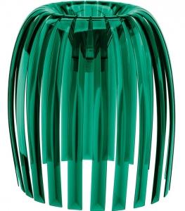Плафон JOSEPHINE 44X48X44 CM зелёный