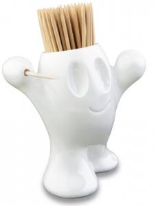 Держатель для зубочисток Picnix белый