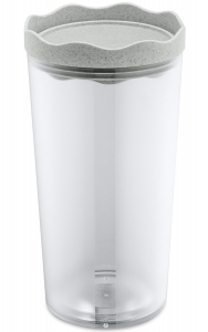 Контейнер для хранения Prince organic 1 L серый