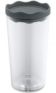 Контейнер для хранения Prince organic 1 L тёмно-серый