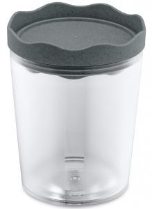 Контейнер для хранения Prince organic 750 ml тёмно-серый