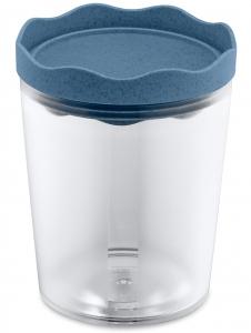 Контейнер для хранения Prince organic 750 ml синий