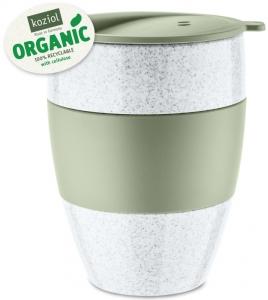 Термокружка Aroma to go organic 400 ml зелёная