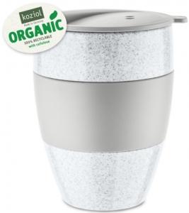Термокружка Aroma to go organic 400 ml серая