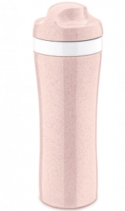 Бутылка Oase organic 425 ml розовая