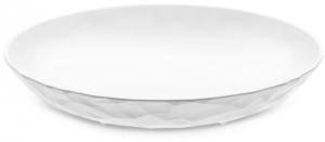 Тарелка глубокая Club organic Ø22 CM белая