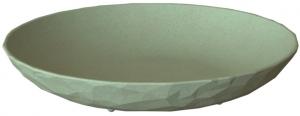 Тарелка глубокая Club organic Ø22 CM зелёная