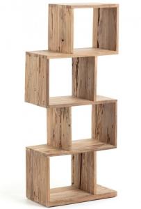 Стеллаж из тикового дерева Arundel 55X30X132 CM