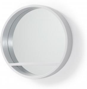 Круглое зеркало с полочкой Goes Ø45 CM