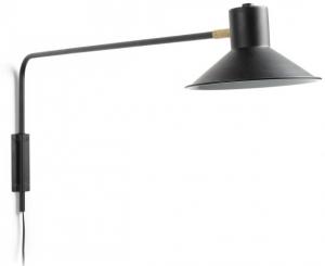 Настенная лампа Aria 20X86X33 CM чёрного цвета