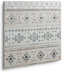 Картина в этническом стиле Dagmar 80X80 CM