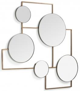 Оригинальное зеркало Platte 81X83 CM