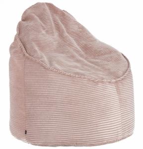 Пуф мешок Wilma 80X80X90 CM розовый