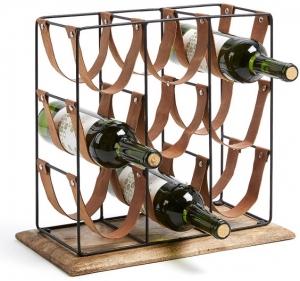 Элегантный винный стеллаж Winnoe 39X21X36 CM