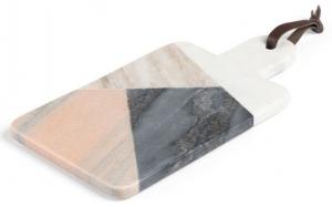 Доска из мрамора для подачи Bergman 30X15 CM