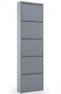 Шкаф для хранения обуви Ode 50X15X69 CM серый