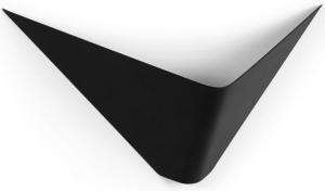 Бра Ginebra 39X22X11 CM чёрное