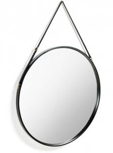 Зеркало на ремне Eertrin Ø80 CM